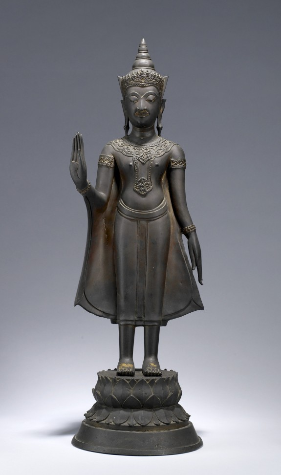 Buddha in Royal Attire
