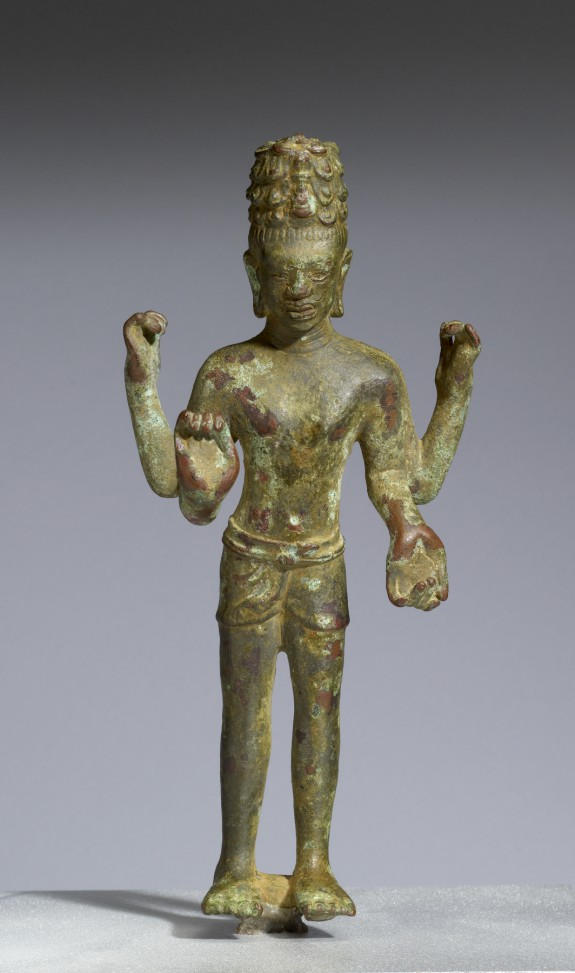Bodhisattva, probably Maitreya