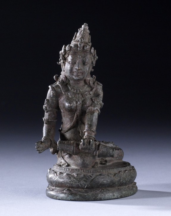 Mukunda (Drummer), Deity From a Buddhist Mandala