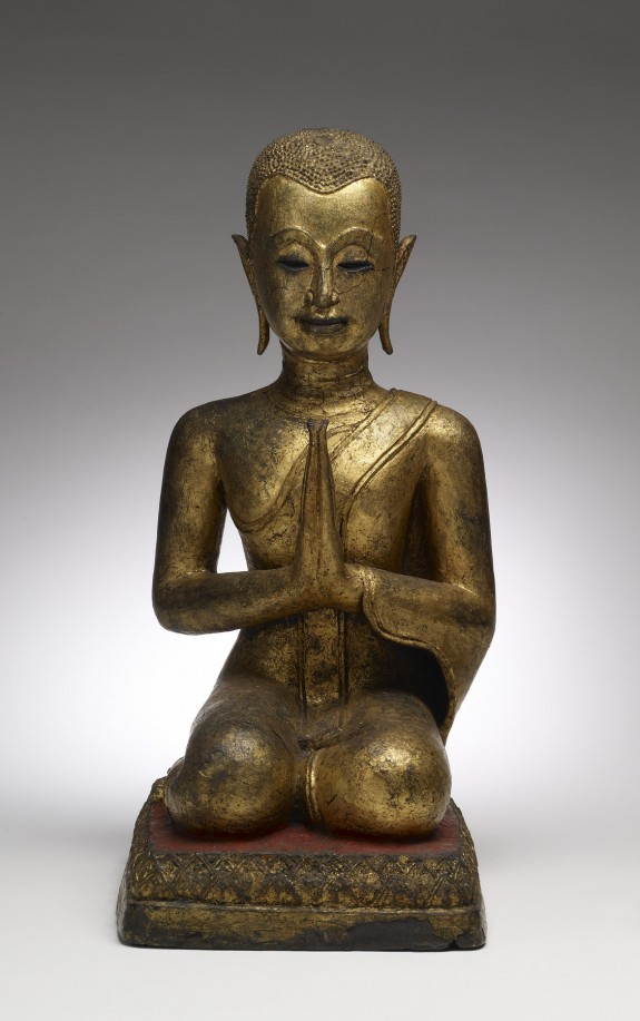 Monk Devotee