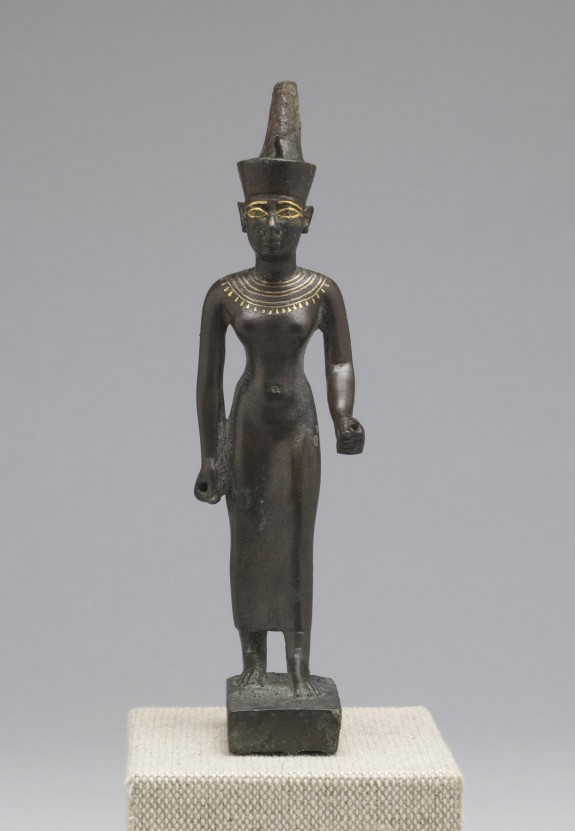 Statuette of Neith