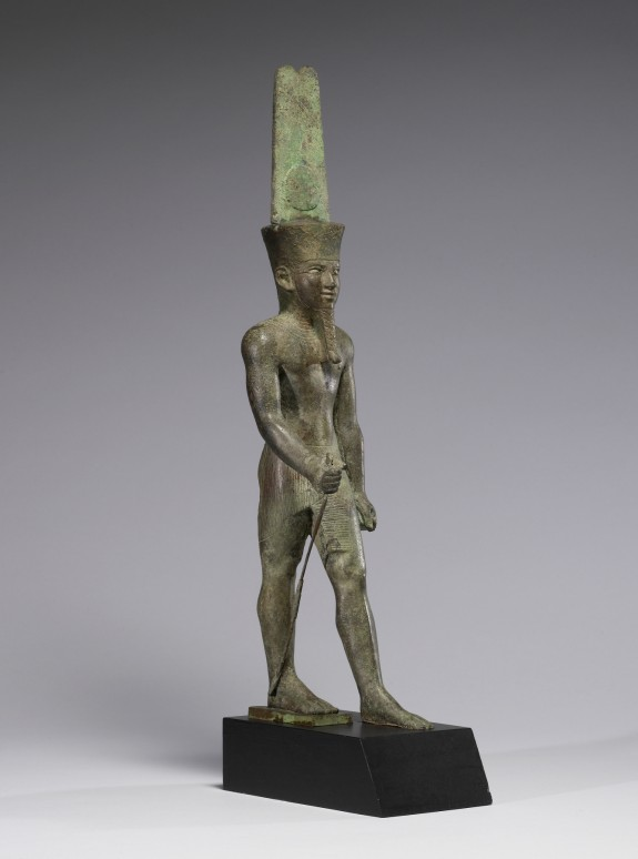 Amun Re Photographic Arts: Statue Of Amun-Re · The Walters Art Museum · Works Of Art