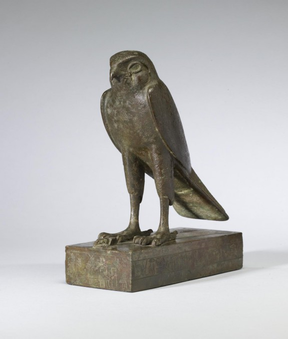 Falcon Reliquary