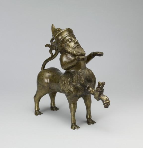 Aquamanile in the Form of a Dwarf Centaur