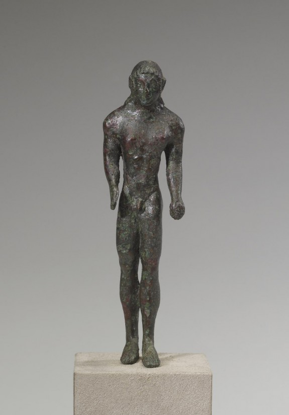 Male Figure (Kouros)