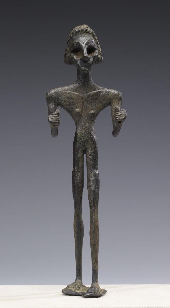 Male Votive Figure of Baal