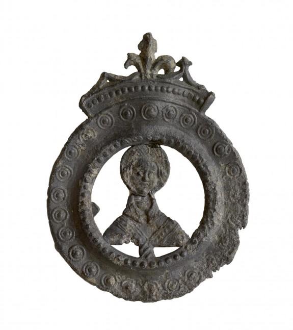 Pilgrim Badge