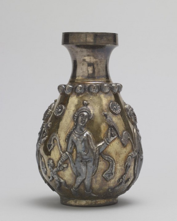 Bottle with Dancers