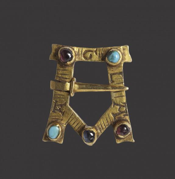 Amuletic Brooch