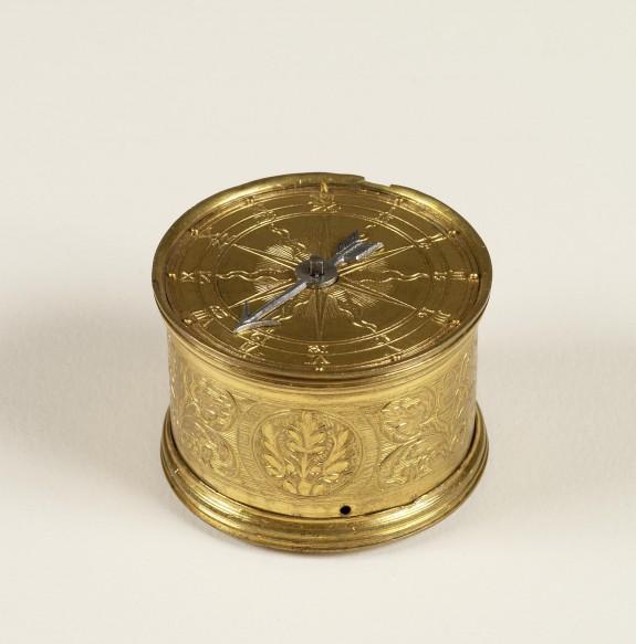 Portable Drum Watch
