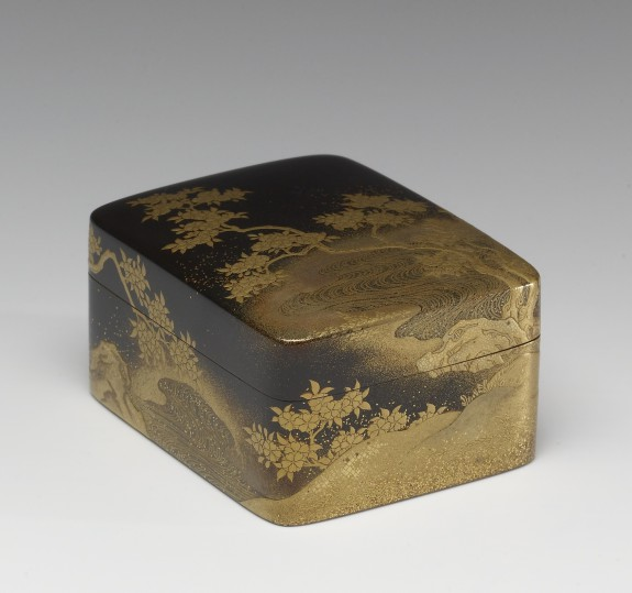 Incense Box with Tray