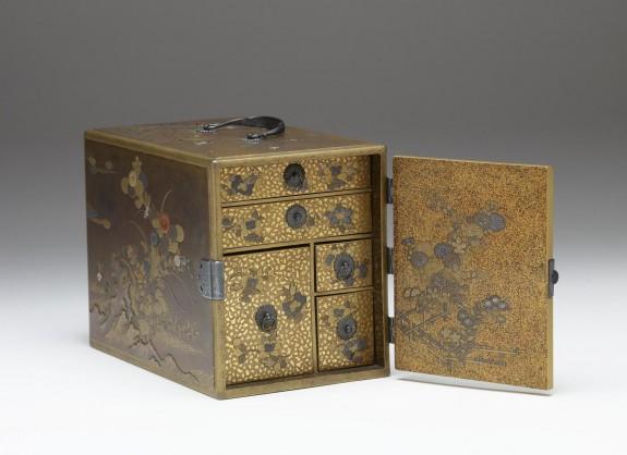 Cabinet for Storing Incense Wood