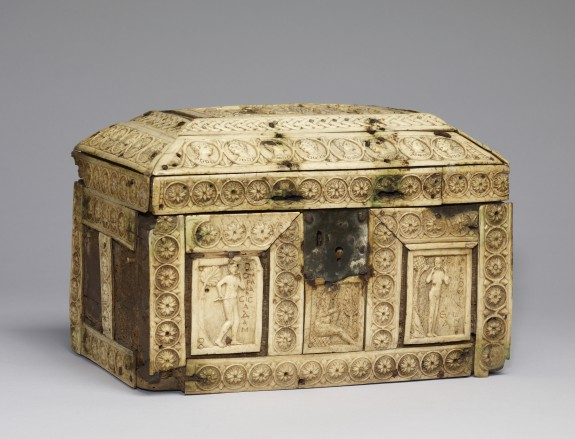 Box with Scenes from the Fall of Adam and Eve and the Story of Joseph
