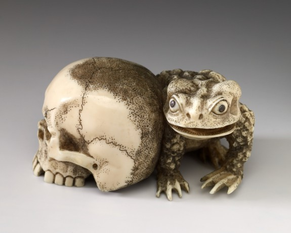 Skull and Toad