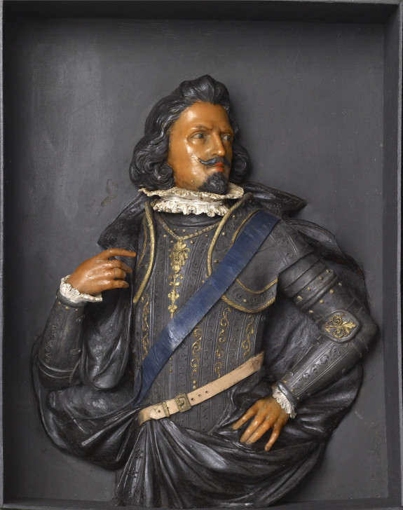 Portrait of a Nobleman in Armor