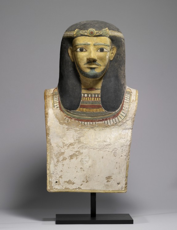 Mummy Mask of a High Official