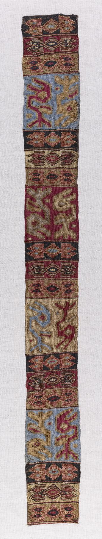 Andean Textile Fragment