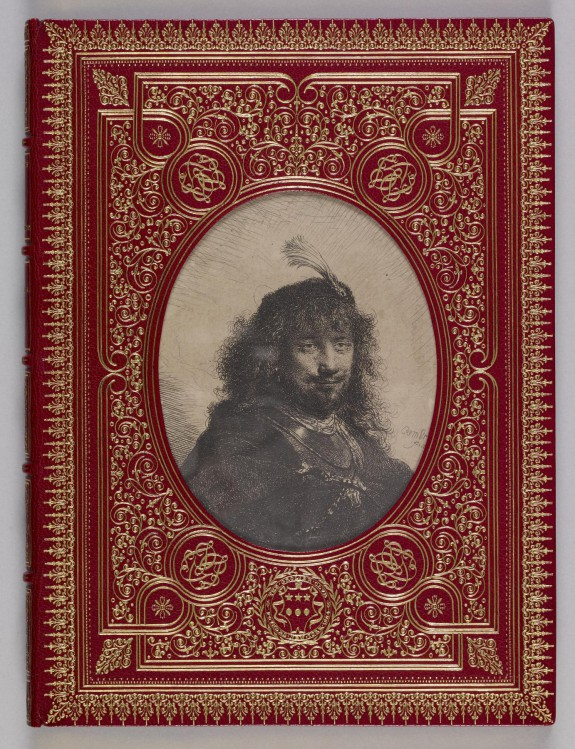 Catalog of Etchings and Dry Points by Rembrandt
