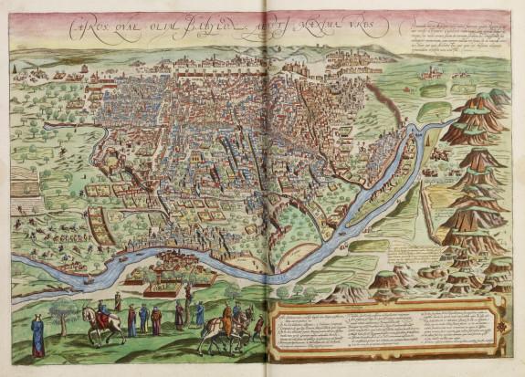 Vol. 2 of Mercator/Braun and Hogenburg/Blaeu Composite Atlas