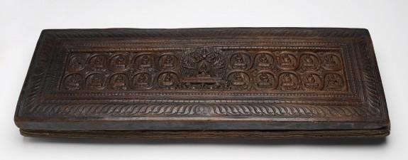 Prajnaparamita Manuscript