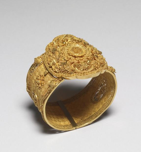 Cannetille Ware Bracelet