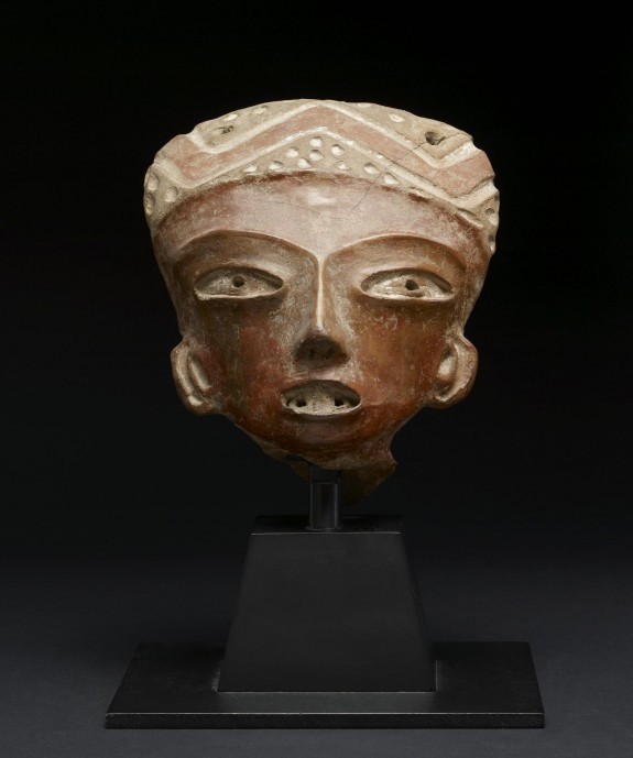 Head from Female Figure