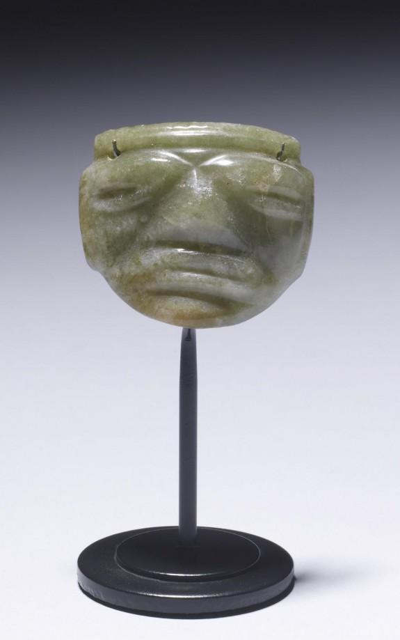 Human Face Pendant