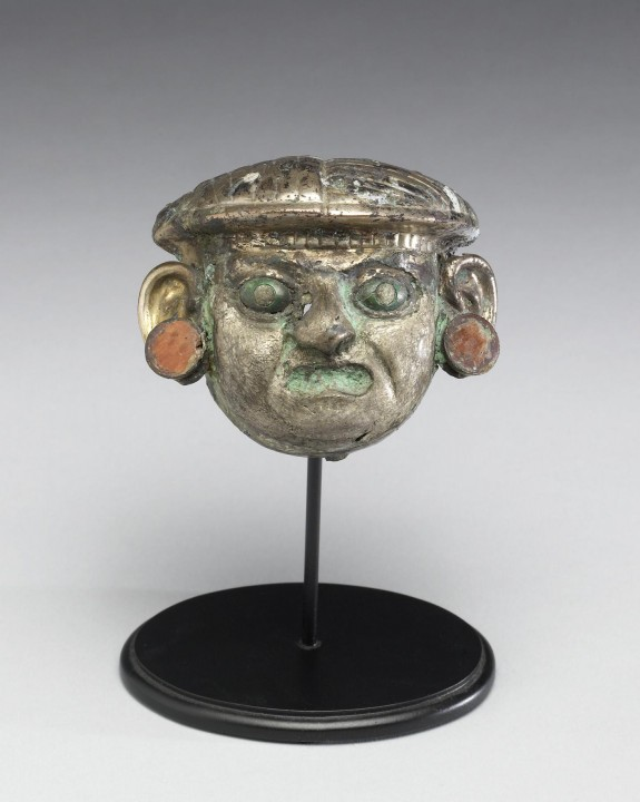 Head Effigy Bead