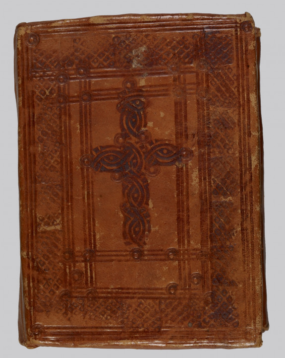 Manuscript of Hymns for the Funeral Ritual
