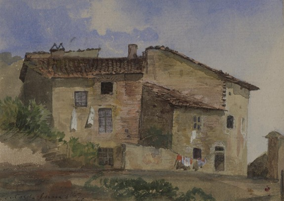 Certaldo, June 6th, '61