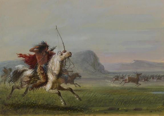 Hunting Elk