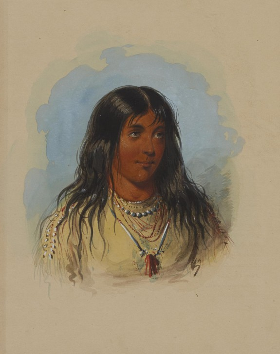 Aricara [sic] Female