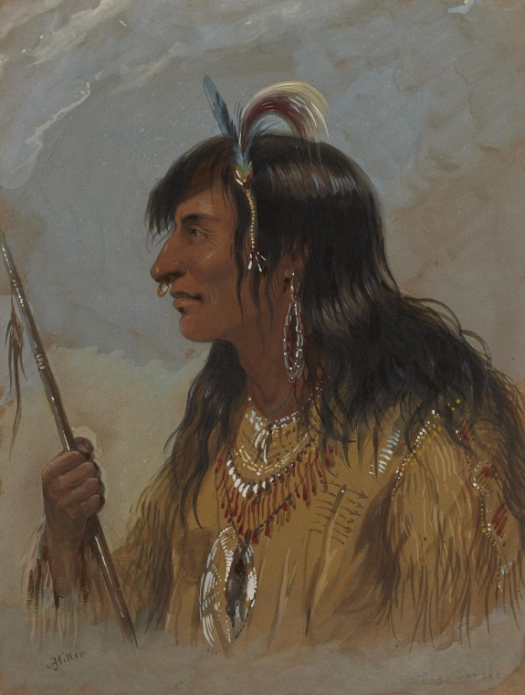 Nez Percés Indian