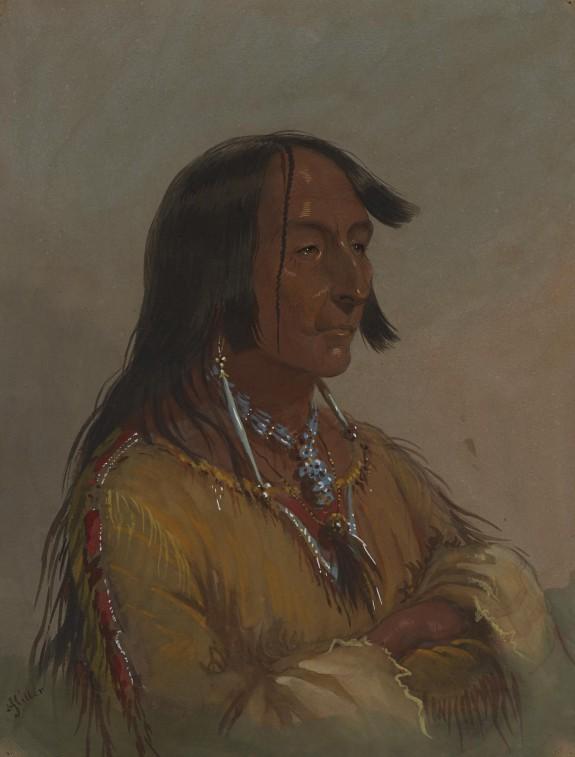 Shim-a-co-che, Crow Chief