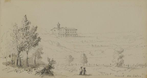 View of Mount de Sales