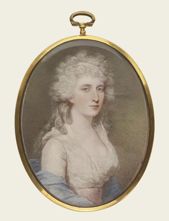 Mrs. Joseph Anthony (Henrietta Hillegas)