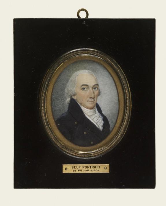 Self Portrait (William Russell Birch)