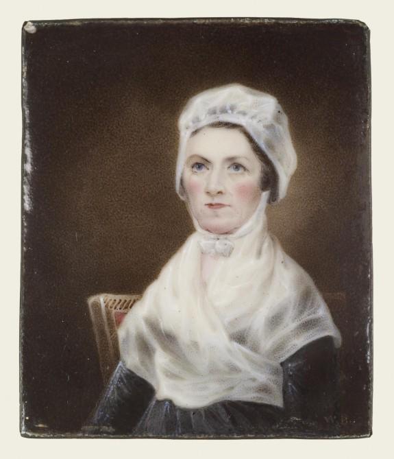 Mrs. John Barker (Wife of General Barker)