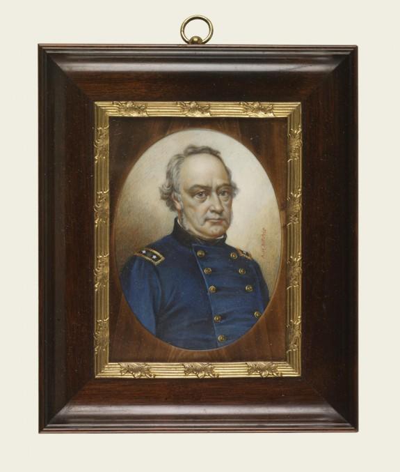 Major General Henry Wager Halleck