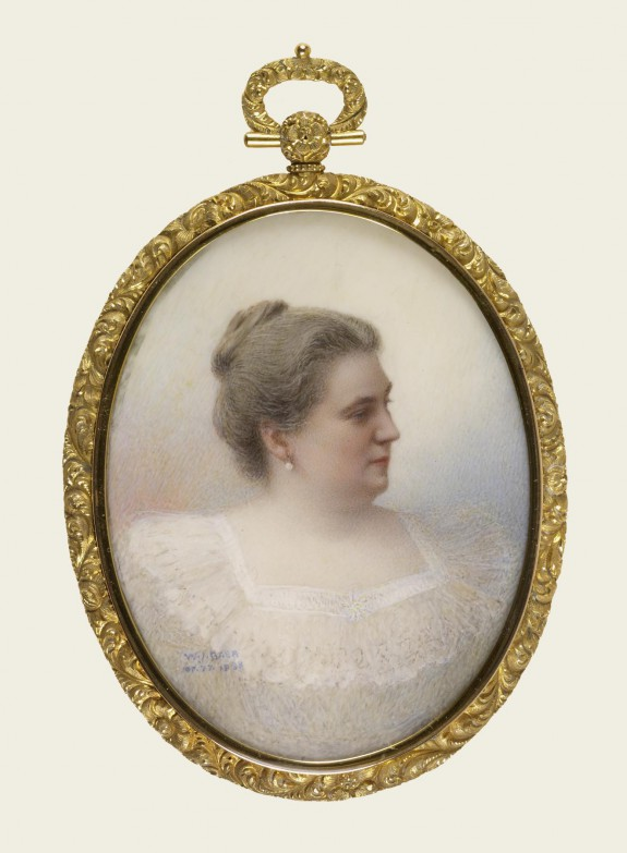 Portrait of Jennie Walters Delano