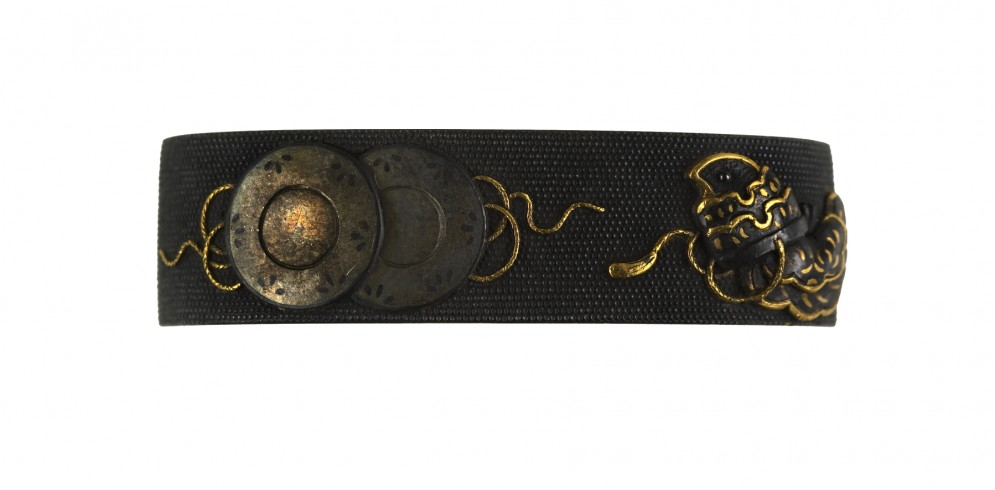 Fuchi with Cymbals and Hat