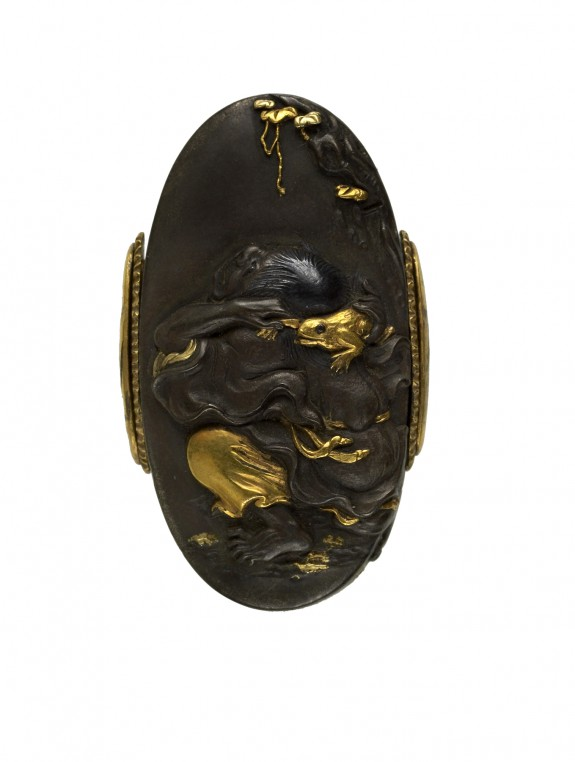 Kashira with the Chinese Immortal Gama
