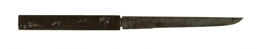 Kozuka with Ducks in Water