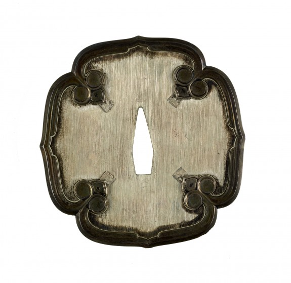 Tsuba with Vines