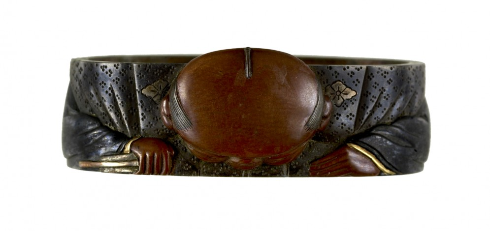 Fuchi with Gentleman Bowing