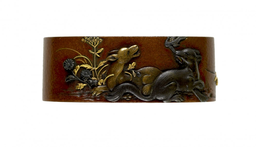 Fuchi with Foxes
