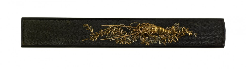 Kozuka with Spiny Lobster and Milfoil