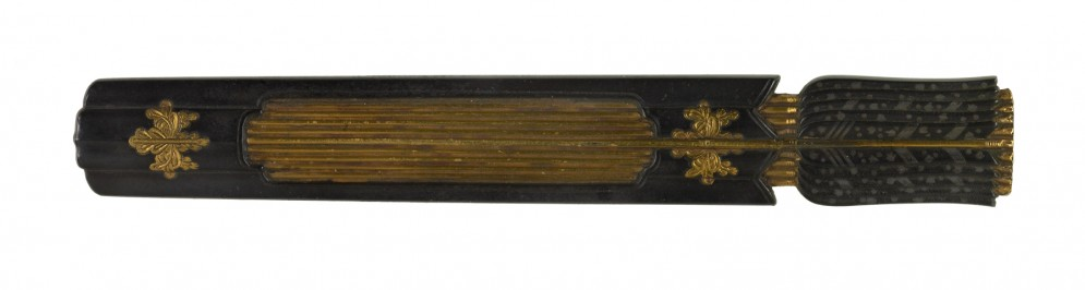 Kozuka in the Shape of a Quiver