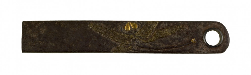 Kozuka with Dragonfly