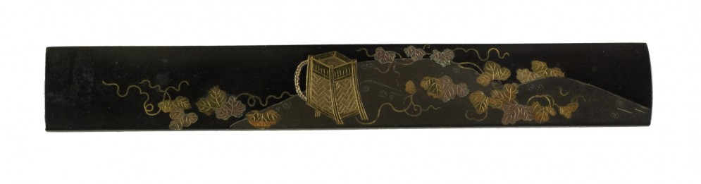 Kozuka with A Traveling Case and Ivy (